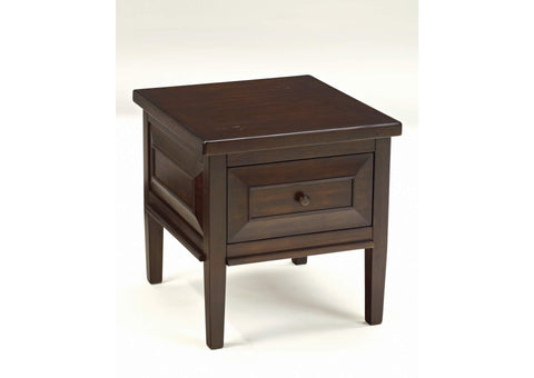 Hindell Park Square End Table