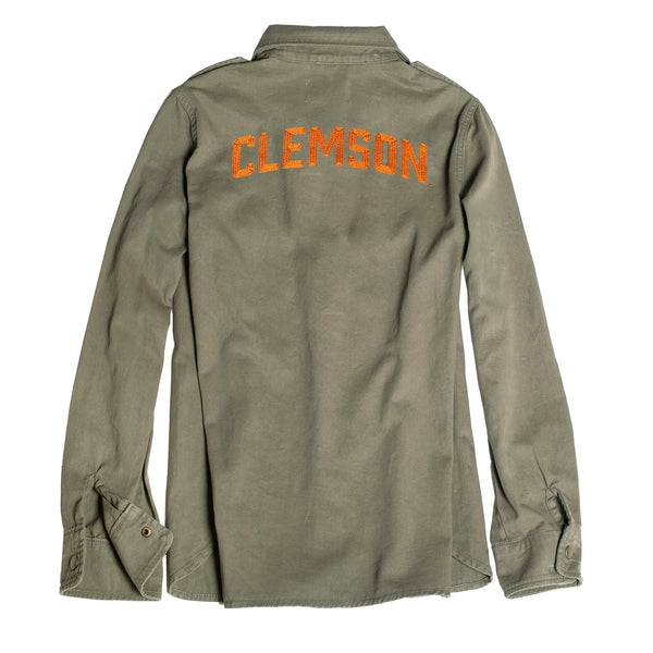 Clemson Jenny's Military Jacket