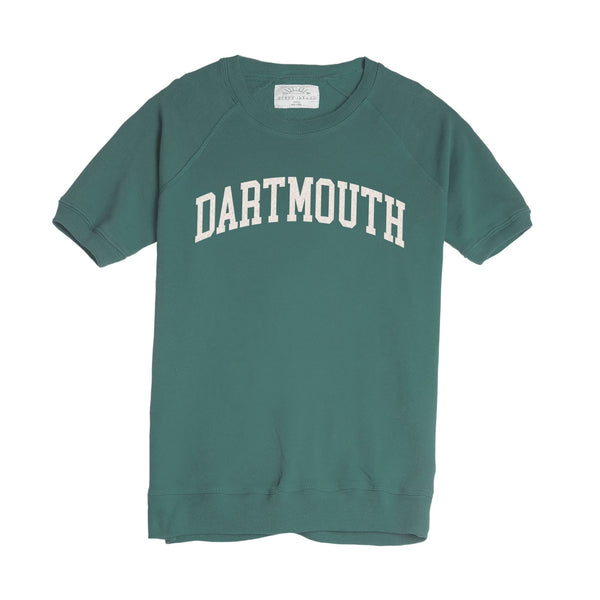 Dartmouth Dottie Short Sleeve Pullover