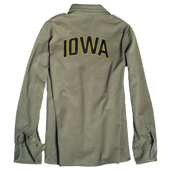 Iowa Jenny's Military Jacket
