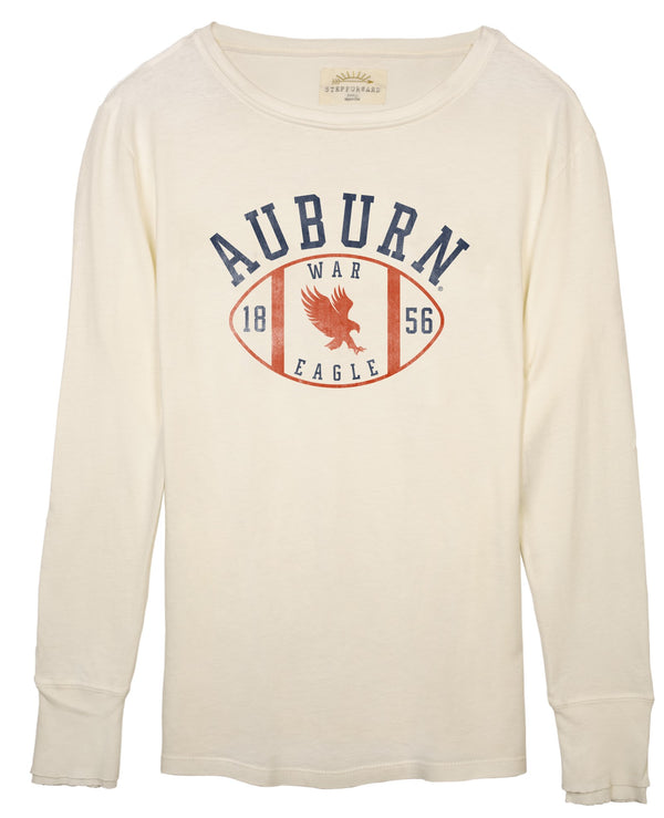 Auburn Long Sleeve Lounge Tee
