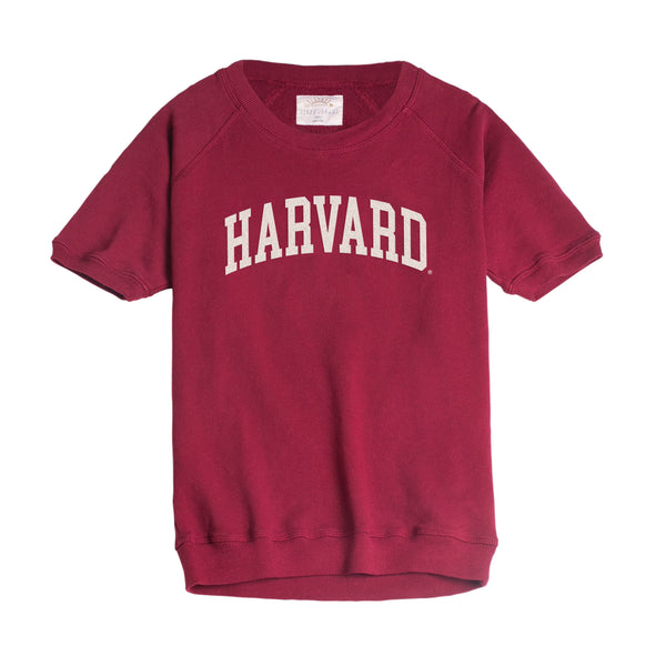 Harvard Dottie Short Sleeve Pullover