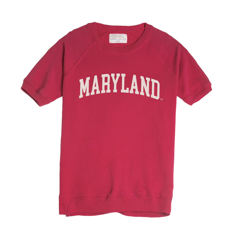 Maryland Dottie Short Sleeve Pullover