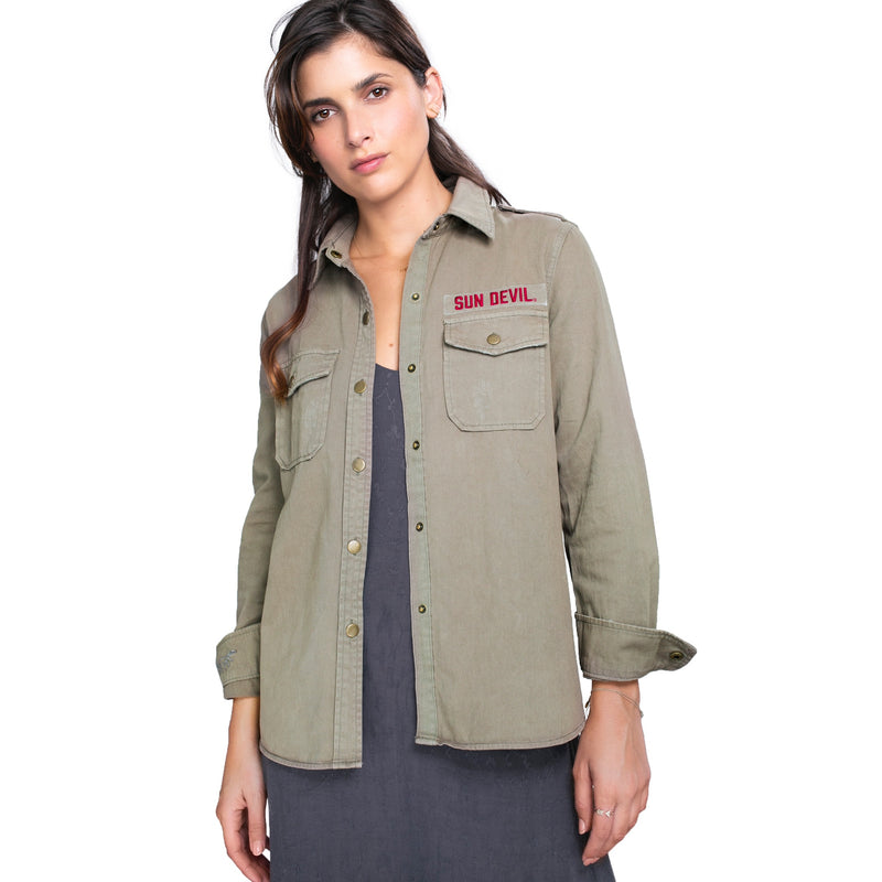 Virginia Tech Jenny's Military Jacket