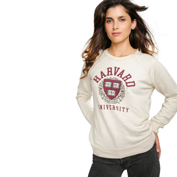 Brown Lovely Crew Sweatshirt