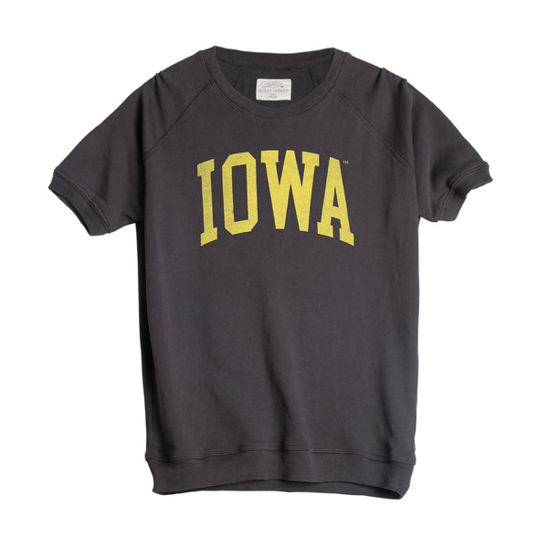 Iowa Dottie Short Sleeve Pullover