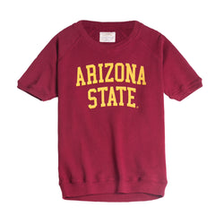 Arizona State Dottie Short Sleeve Pullover