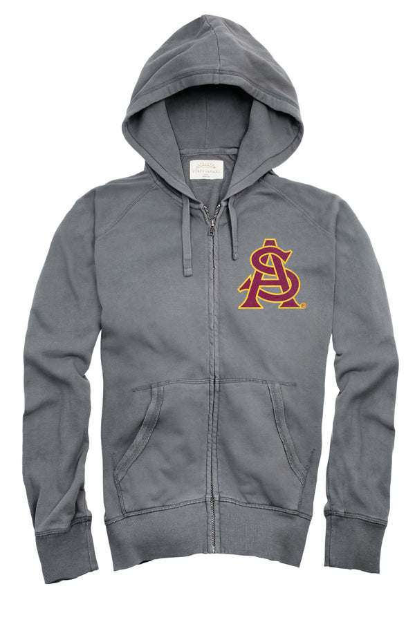 Arizona State Rebel Rouser Zip Hoodie