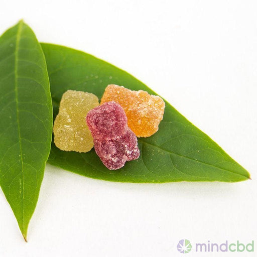 Cbd Gummy Bears - Hemp Oil Gummies