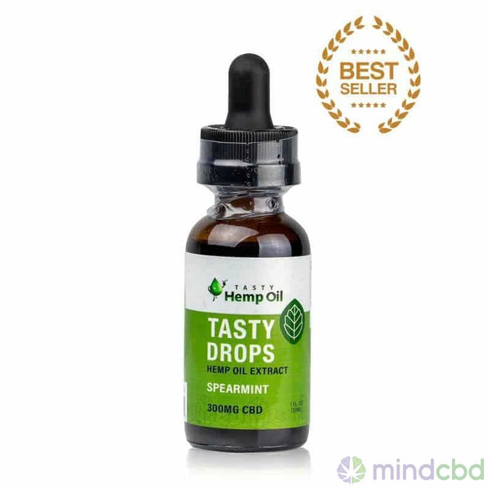 Cbd Oil Tincture | Tasty Drops (300Mg Cbd Full Spectrum) - Cbd Oil