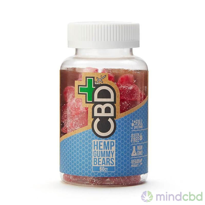 Cbdfx - Gummy Bears - Edible