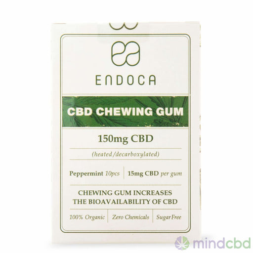 Endoca - Hemp Gum - Edible