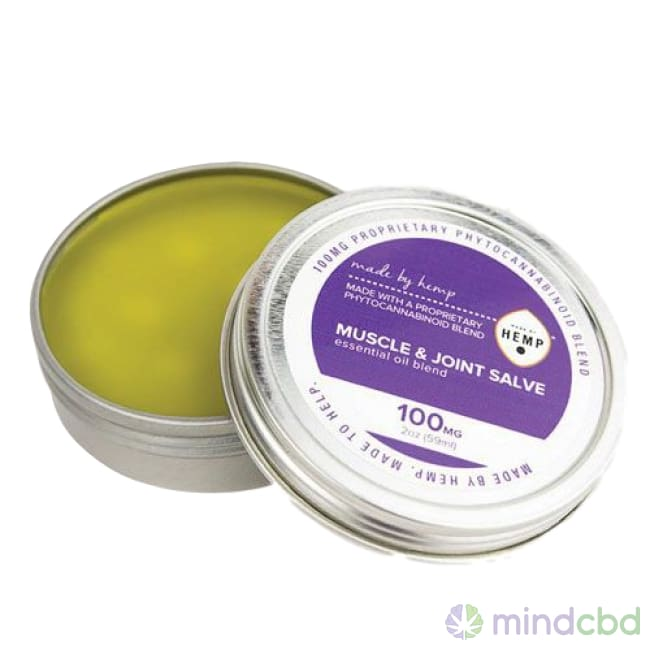 Made By Hemp - Muscle & Joint Salve - Skincare