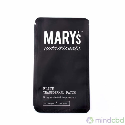 Marys Nutritionals - Elite Patch - Transdermal