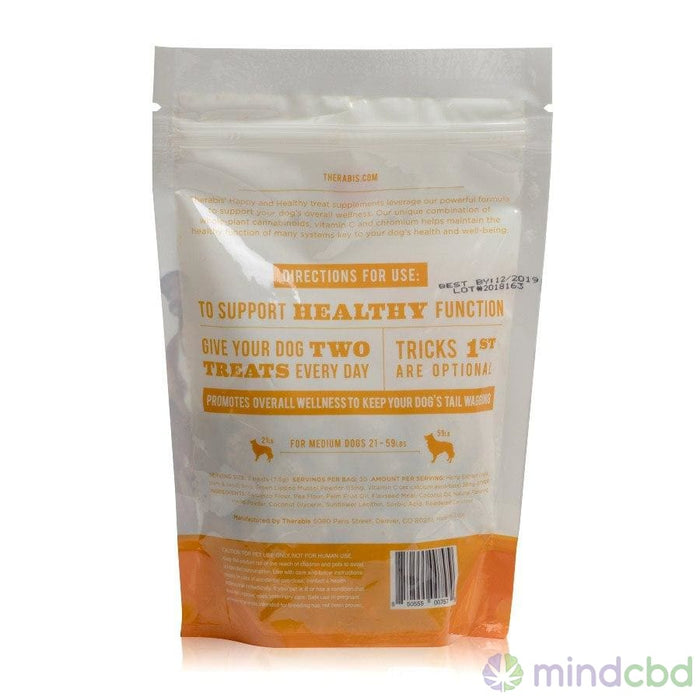Therabis Cbd Dog Treats Calm & Quiet - Pet