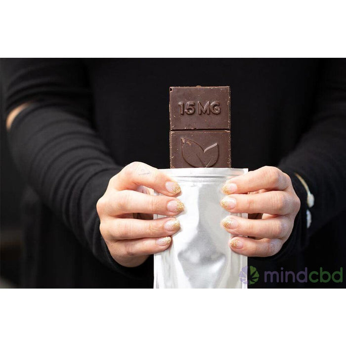 Therapeutic Cbd Chocolate (60-120Mg Cbd) - Edible