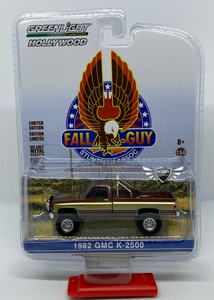 1982 GMC K-2500 FALL GUY Greenlight