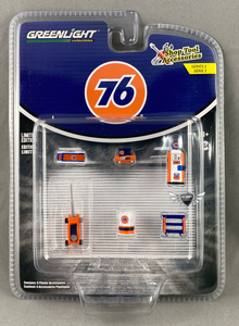 76 Shop Tools Accessories Series 2 Greenlight