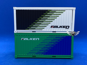 Container FALKEN Tarmac Works 2pk