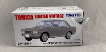 Load image into Gallery viewer, Datsun Bluebird 1600 SSS Tomica Limited Vintage LV-168b