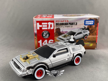 Load image into Gallery viewer, Delorean Part 3 BACK TO THE FUTURE DREAM Tomica #146