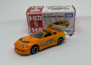 Fast & Furious Supra Dream Tomica #148