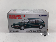 Load image into Gallery viewer, Honda Civic SiRll LV-N182a Tomica Vintage NEO