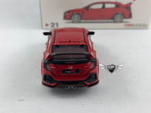 Load image into Gallery viewer, Honda Civic Type R Rallye Red Modulo Edition BISHOP Indonesia Exclusive Mini GT #21