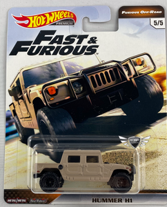 Hummer H1 FAST & FURIOUS OFF ROAD Hot Wheels #5