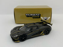 Load image into Gallery viewer, Koenigsegg Agera RS Tarmac Works BLK