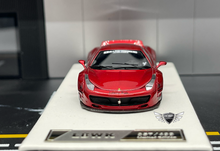 Load image into Gallery viewer, LB458 Metallic Red Timothy & Pierre