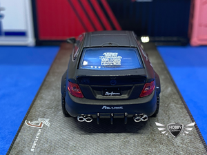 LBWK C63 Coupe KJ Miniatures