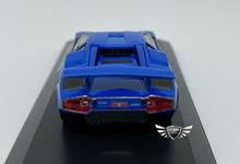 Load image into Gallery viewer, Lamborghini Countach LP500S Blue Kyosho
