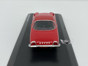 Mazda Cosmo Sport Red Japan Exclusives Kyosho