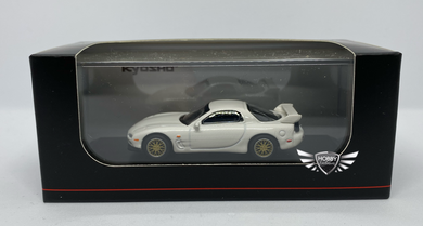 Mazda RX-7 (FD3S) White Japan Exclusives Kyosho