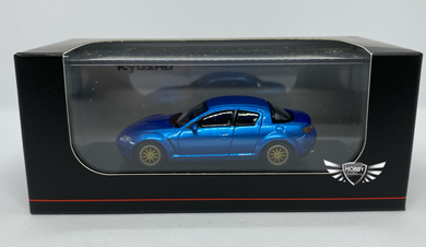 Mazda RX-8 Blue Japan Exclusives Kyosho