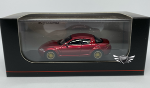 Mazda RX-8 RED Japan Exclusives Kyosho