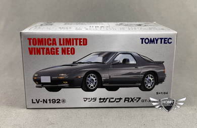 Mazda Savanna RX-7 GT-X Tomica Limited Vintage NEO LV-N192a (NEW)