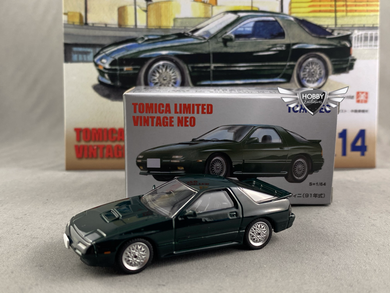 Mazda Savanna RX-7 The Japanese Car Era Tomica Limited Vintage NEO