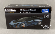 Load image into Gallery viewer, McLaren Senna Tomica Premium #14 (NEW)