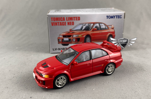 Mitsubishi Lancer Evolution V Tomica Limited Vintage Neo LV-N187b (NEW)