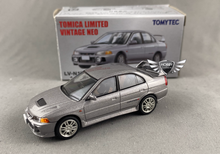 Load image into Gallery viewer, Mitsubishi Lancer Evolution lV Tomica Limited Vintage NEO LV-N186a (NEW)