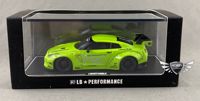 Nissan GT-R GREEN LB PERFORMANCE