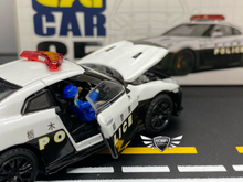 Load image into Gallery viewer, Nissan GT-R (R35) Japan Police Car #35 ERA Cars
