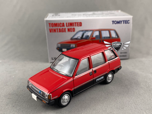 Nissan Prairie Extra Tomica Limited Vintage NEO LV-N115a (NEW)