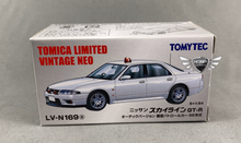 Load image into Gallery viewer, Nissan Skyline GT-R Autech Version Tomica Limited Vintage NEO LV-N169a (NEW)