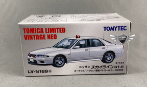 Nissan Skyline GT-R Autech Version Tomica Limited Vintage NEO LV-N169a (NEW)