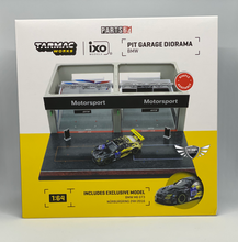 Load image into Gallery viewer, Pit Garage Diorama BMW Tarmac Works