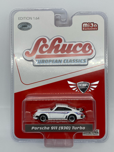 Porsche 911 (930) Turbo WHT MiJo Exclusives Schuco