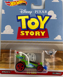 RC Car TOY STORY REPLICA ENTERTAINMENT Hot Wheels
